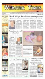 July 06, 2012 - Stonebridge Press and Villager Newspapers