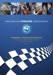 Towards a Safer New Zealand 2011.pdf - New Zealand Police ...