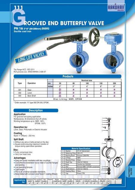 butterfly valve-111new A#1FF85A - Ar-Pol