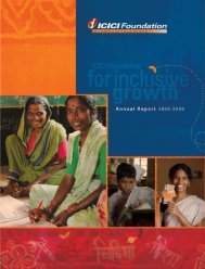 Download PDF file - ICICI Foundation