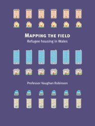 Mapping the field - Wales Migration Partnership