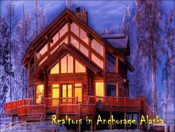 Realtors in Anchorage Alaska