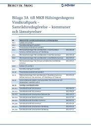 Bilaga 3A – Samrådsredogörelse – samråd med LST och kommuner