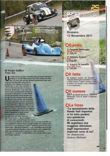 articolo RS dic 2011 - Gabrieledisabatino.it