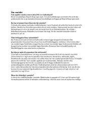 Hälsingeskogen-FoS-ansökan - Bergvik Skog informerar om vindkraft
