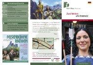 Zwei Welten ein Erlebnis! - Karl-May-Stiftung