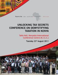 unlocking tax secrets conference on demystifying taxation in ... - Relay