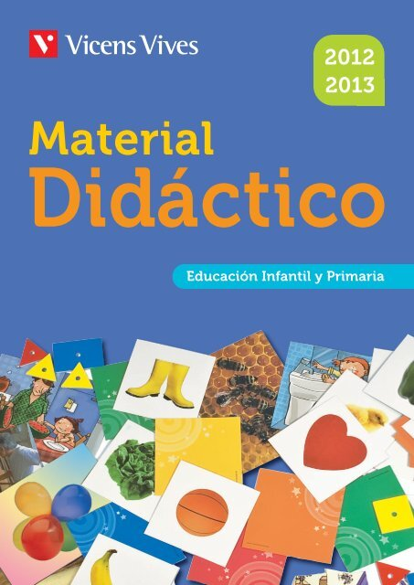 Material Didáctico 2012-2013 - Vicens Vives