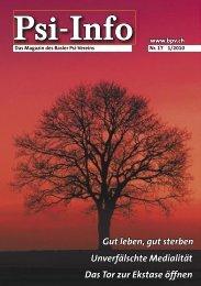 spirit works! - Basler Psi-Verein