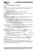Work and Injury Management Plans - Page 5