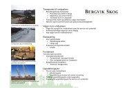 Om vindkraftteknik - Bergvik Skog informerar om vindkraft