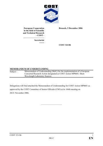 MP0601-Memorandum - Short Wavelength Laboratory Sources