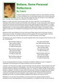 ESF E-Zine - Beltane Issue - EarthSong Forums - Page 3