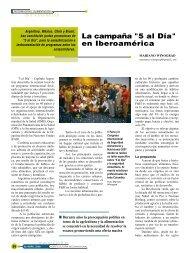 artículo revista La campaña