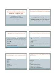 Komplementární a alternativní medicína z pohledu EBM