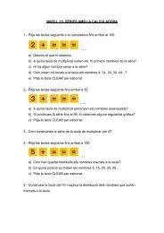 NIVELL 15: SÈRIES AMB LA CALCULADORA 1 ... - Vicens Vives