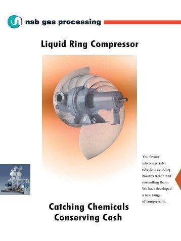 Liquid Ring Compressor Catching Chemicals ... - Pfenniger
