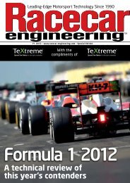 racecar engineering - Automotive Group