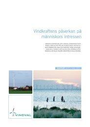 Vindkraftens påverkan på människors intressen - Pure - Luleå ...