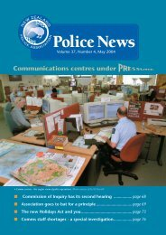 Police News May - New Zealand Police Association