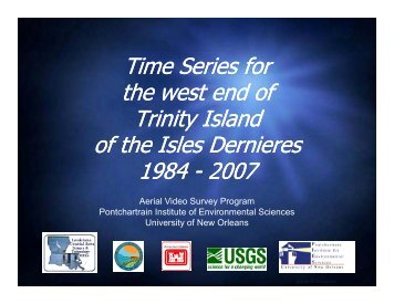 West End of Trinity Island - Eowind.com