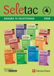 Page 1 SeIetac ASEGU RA TU SELECTIVIDAD m SeIetac n ...
