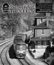 November/December 2006 - Roanoke Chapter National Railway ...