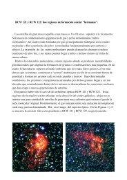 """RCW 121 y RCW 122: dos regiones de formación estelar """"hermanas ..."""
