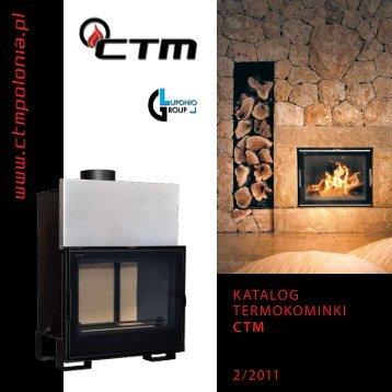 KATALOG TERMOKOMINKI CTM 2/2011 - M-HURT
