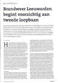Artikel 2e loopbaan brandweer Leeuwarden - Innovatief in Werk - Page 2