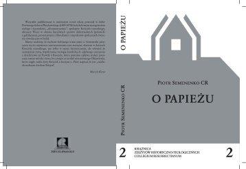 piotr semenenko cr - Biblioteka Internetowa Zmartwychwstańców