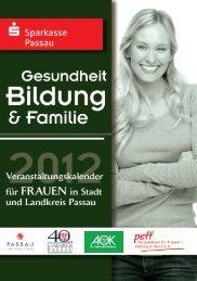 Werbeassistent/in DWU - Landkreis Passau