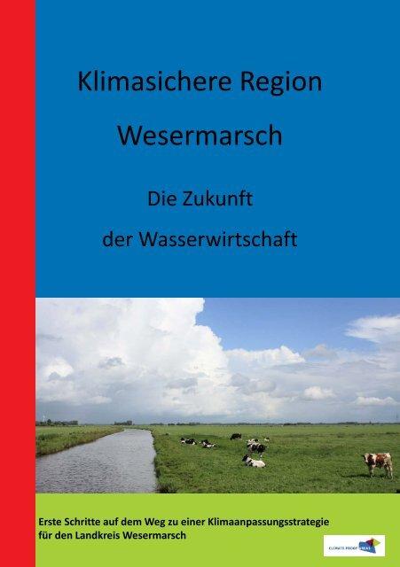 Klimasichere Region Wesermarsch - COAST - Universität Oldenburg
