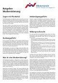 Annington modernisiert: Das müssen Sie wissen! - Seite 3