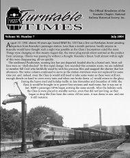 July 2004 - Roanoke Chapter NRHS