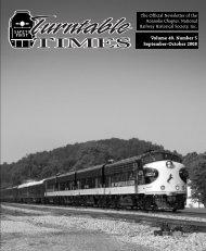 RNRH Newsletter - Roanoke Chapter National Railway Historical ...
