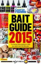 Bait Guide 2015