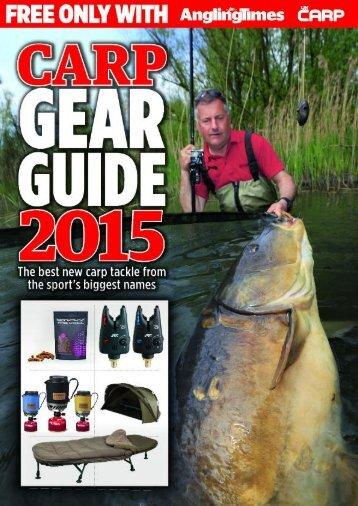 Carp Gear Guide