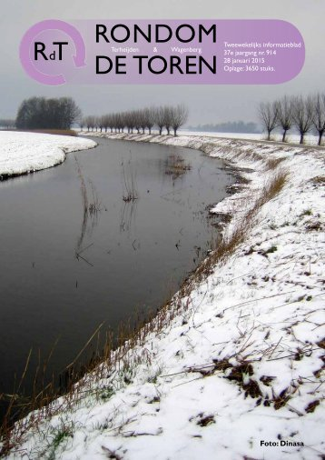 Rondom de Toren - Editie 914