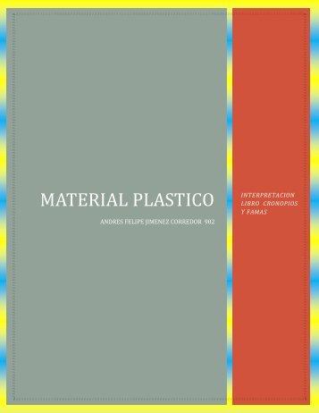MATERIAL PLASTICO