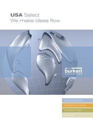 USA Select - Burkert