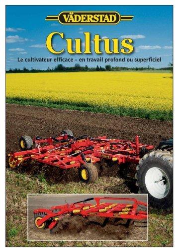 Le cultivateur efficace - Avenir Motoculture