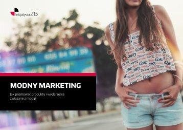 Raport Modny Marketing 2015
