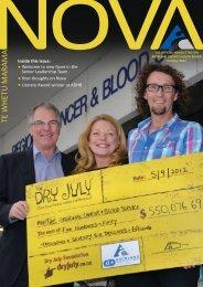 Nova October 2012 - Auckland District Health Board
