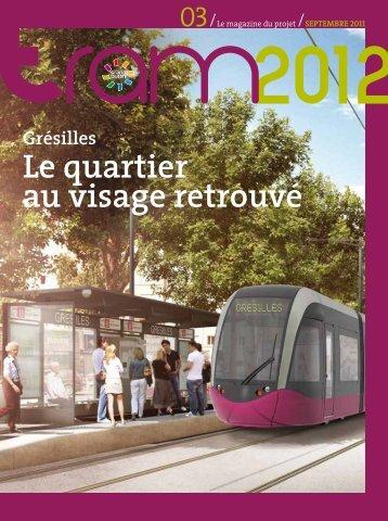 TRAM 2012 n°3 - Le Tram