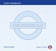 Our Upgrade Plan - London Underground ... - TunnelTalk.com