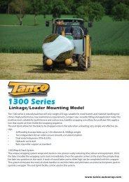 1300 Series - Tanco Autowrap