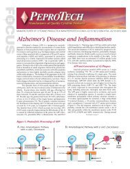 Alzheimer's Disease and Inflammation