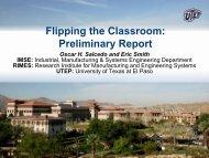 HERE - CETaL - University of Texas at El Paso