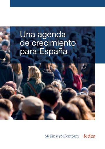 Una agenda de crecimiento para España - Cinco Días